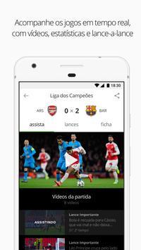 Globoesporte.com screenshot 1