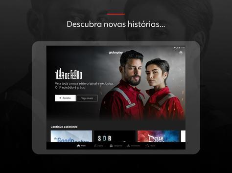 Globoplay imagem de tela 6