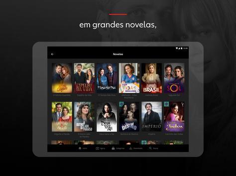 Globoplay imagem de tela 8