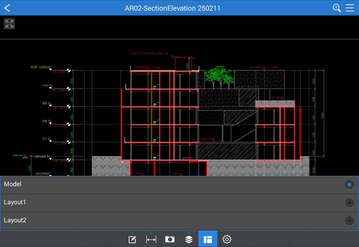 Cad Reader Screenshot 5