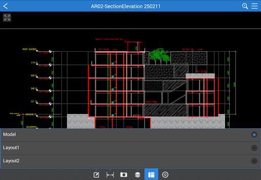 5 Schermata CAD Reader