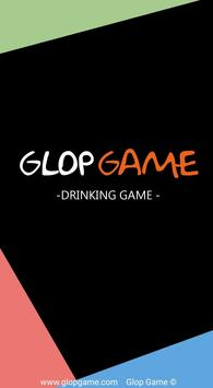 Drinking Card Game - Glop-poster