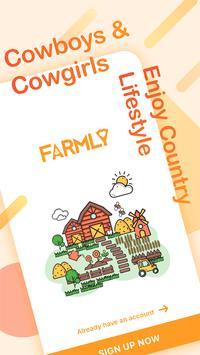 Dating Farmer Singles, Chat, Meet & Date - Farmly Plakat
