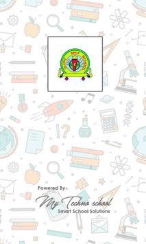 Glory Spot School - Teacher App poster