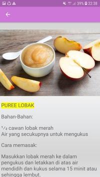 Resepi Mudah Makanan Bayi for Android - APK Download