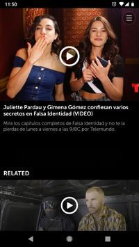 Telemundo Más screenshot 1