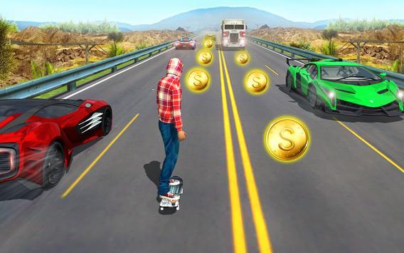 Street SkateBoard Game screenshot 10