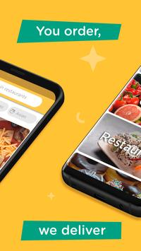 Glovo-Order Anything. Food Delivery and Much More screenshot 1