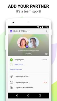 Pregnancy App & Baby Bump Tracker - Glow Nurture screenshot 5