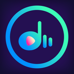 Glow Music - free music player APK