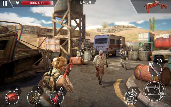 求生之路: PvP 殭屍射擊遊戲。 末日危機,在殭屍世界中生存 射击游戏 截圖 15