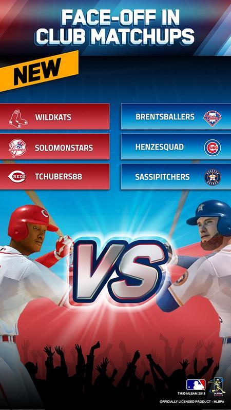 MLB TAP SPORTS BASEBALL 2018 Cartaz MLB TAP SPORTS BASEBALL 2018 imagem de  tela 1 ... d89ea83b2d0