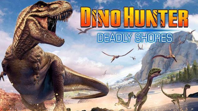 DINO HUNTER: DEADLY SHORES poster