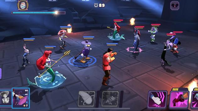 Disney Sorcerer's Arena screenshot 5