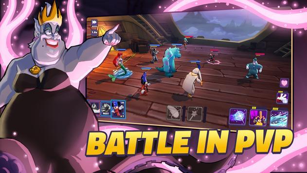 Disney Sorcerer's Arena screenshot 12