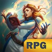Heroes of Destiny: Fantasy RPG, raids every week icon