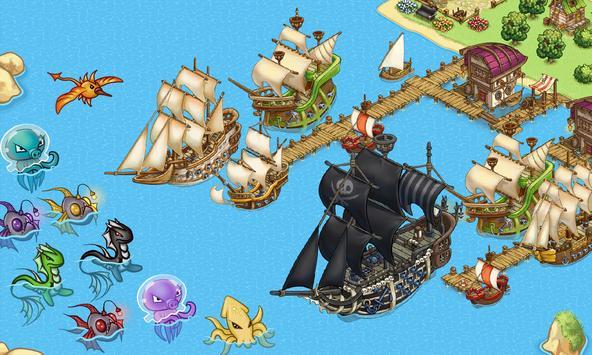 قراصنة Everseas تصوير الشاشة 17
