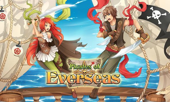 قراصنة Everseas تصوير الشاشة 6