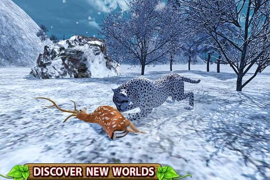 Furious Cheetah Family Simulator capture d'écran 3