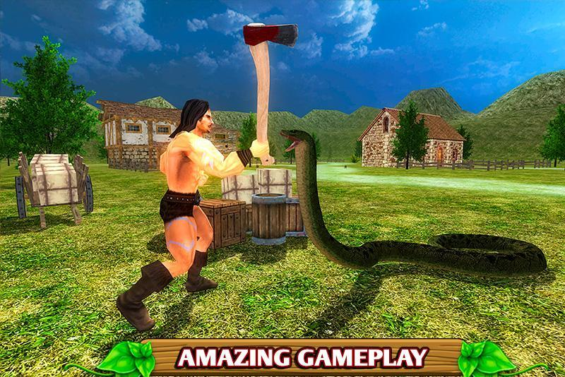 Furious Snake Simulator for Android - APK Download
