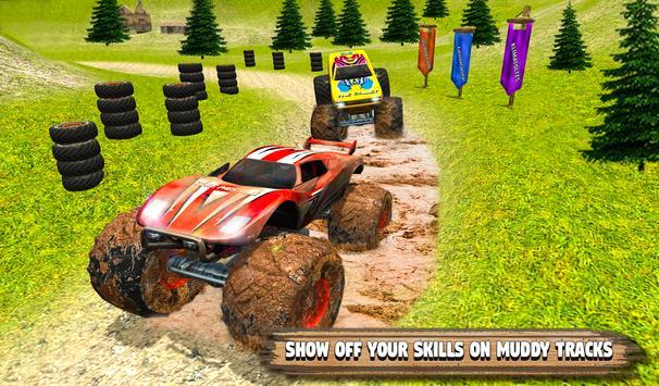 Grand Monster Truck Simulator Drive screenshot 9