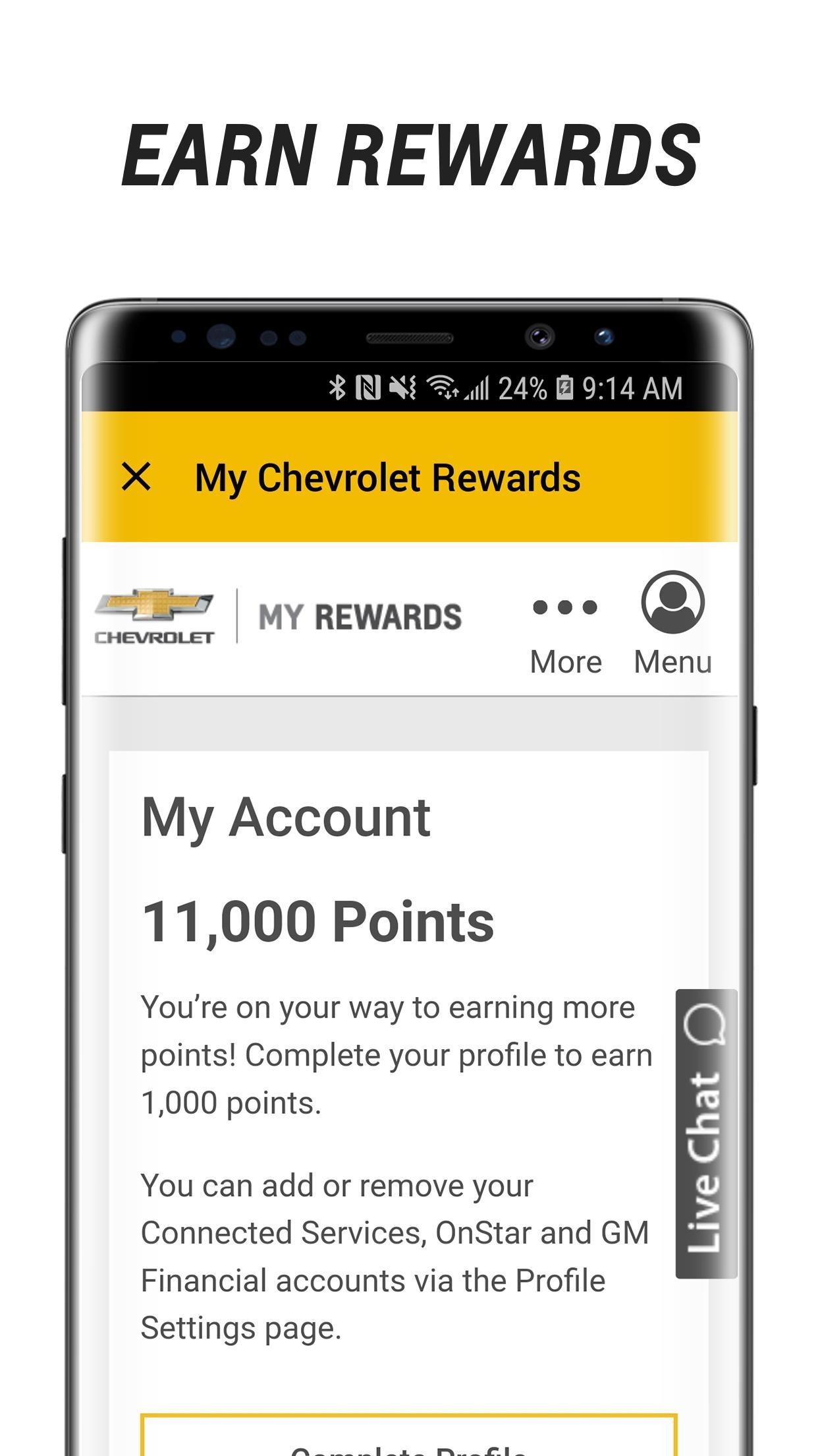 myChevrolet for Android - APK Download