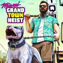Miami Gangster Grand Town Heist: Real Gangster 3D APK Android