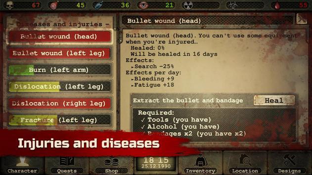 Day R Survival screenshot 4
