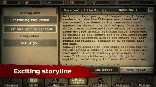 Day R Survival скриншот 5