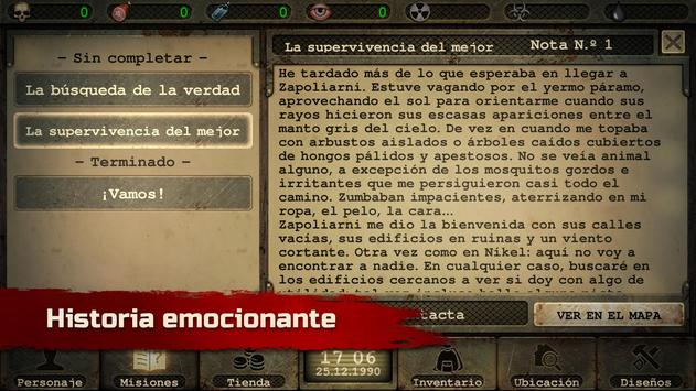 Day R Survival captura de pantalla 5
