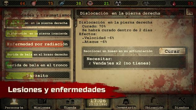 Day R Survival captura de pantalla 16