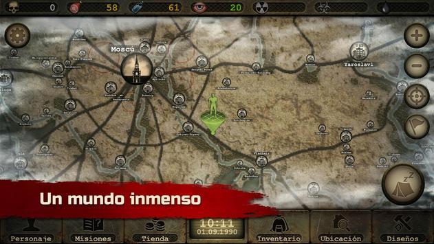 Day R Survival captura de pantalla 1
