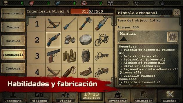Day R Survival captura de pantalla 3