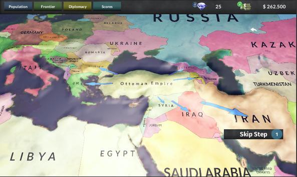 Fetih Zamanı: Sıra Tabanlı Strateji Ekran Görüntüsü 21