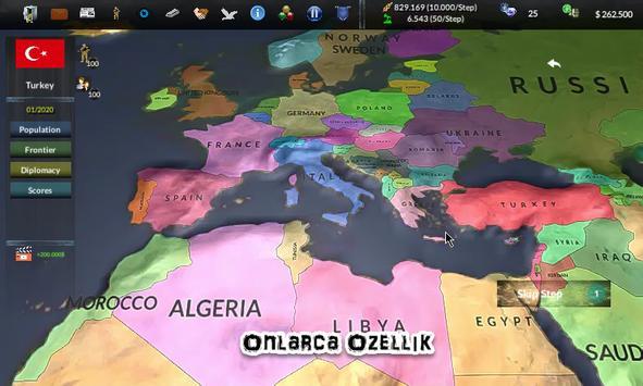 Fetih Zamanı: Sıra Tabanlı Strateji Ekran Görüntüsü 2