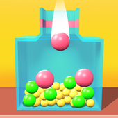 Ball Fit Puzzle-icoon