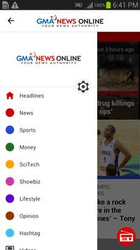 GMA News screenshot 3