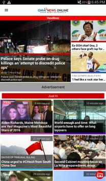 GMA News screenshot 8