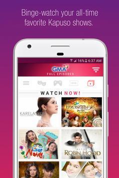 GMA Network screenshot 1
