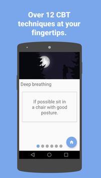 De-StressMe: CBT Tools to Manage Stress Ekran Görüntüsü 1