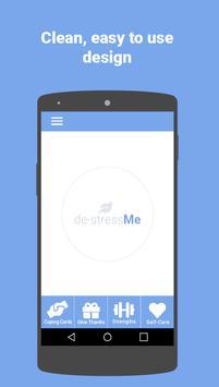De-StressMe: CBT Tools to Manage Stress Ekran Görüntüsü 3