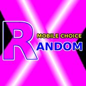 単語をランダムに表示 機動選択ランダムX icon