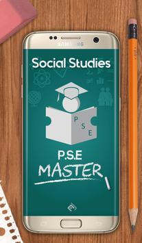 Social Studies PSE poster