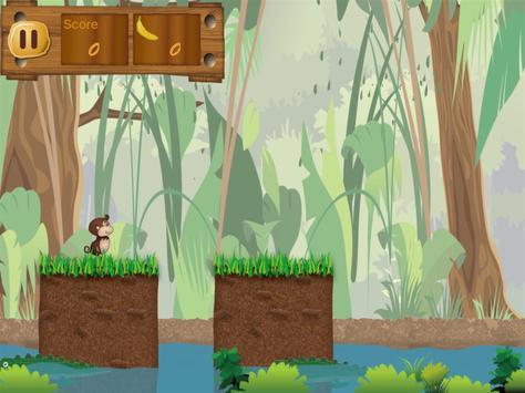 Jumping Monkey Jump screenshot 4