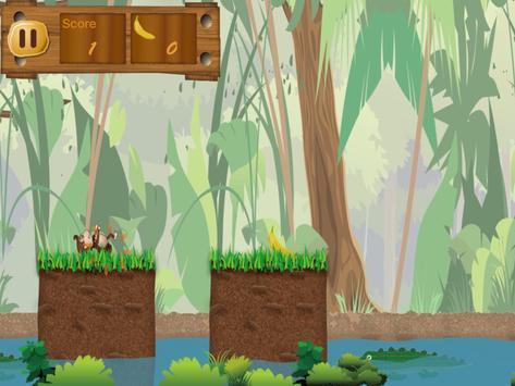 Jumping Monkey Jump screenshot 8