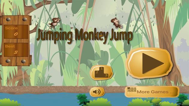 Jumping Monkey Jump poster