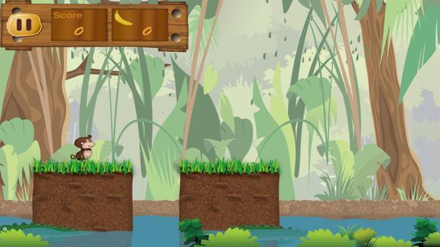 Jumping Monkey Jump screenshot 1