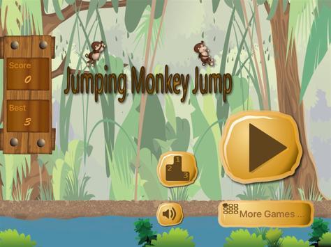 Jumping Monkey Jump screenshot 3