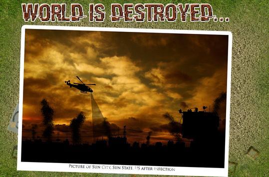 Zombie Combat Modern Survive poster