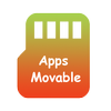 Apps Movable icono
